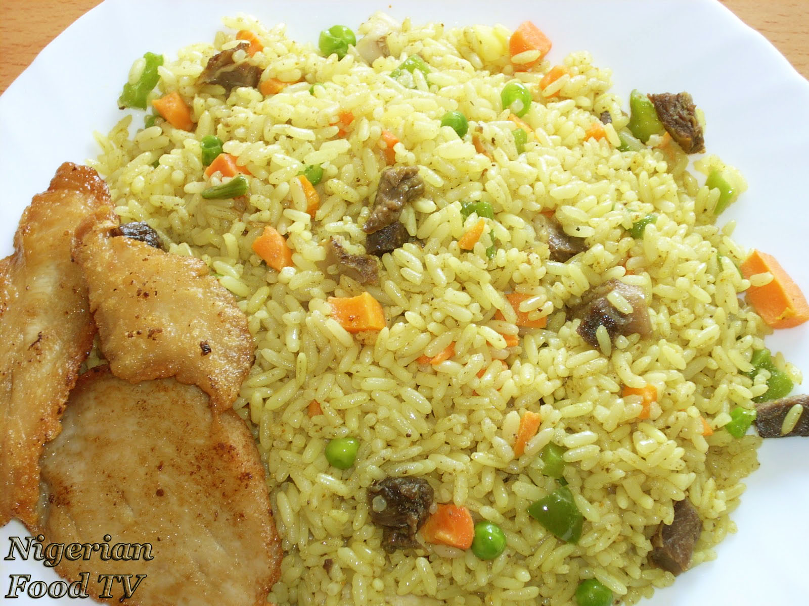 Rice 1 must try fried rice recipes